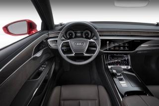 Fotos Audi A8 2018 Foto 24
