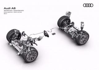 Fotos Audi A8 2018 Foto 37