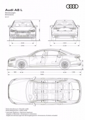 Fotos Audi A8 2018 Foto 49