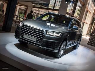 Fotos Audi Q7 2015 Foto 7