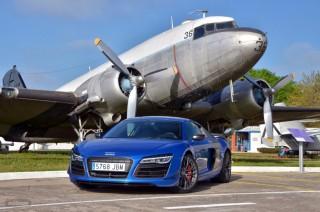 Foto 1 - Fotos Audi R8 LMX