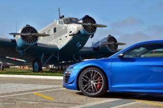 Foto 3 - Fotos Audi R8 LMX