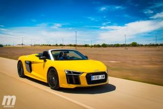 Fotos Audi R8 Spyder