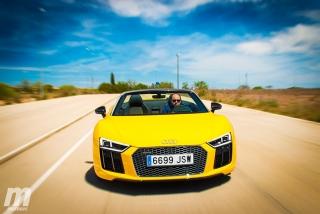Foto 2 - Fotos Audi R8 Spyder