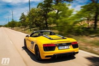Foto 3 - Fotos Audi R8 Spyder