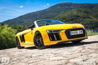 Fotos Audi R8 Spyder - Foto 6