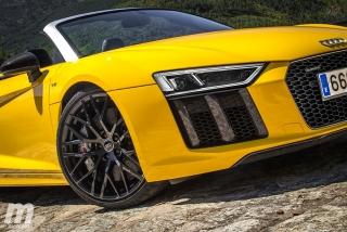 Fotos Audi R8 Spyder - Miniatura 9