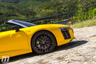 Fotos Audi R8 Spyder - Miniatura 13