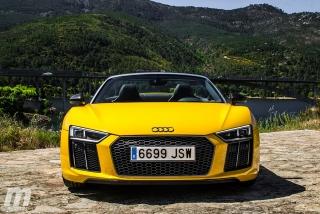 Fotos Audi R8 Spyder - Miniatura 15