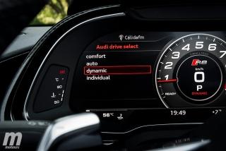 Fotos Audi R8 Spyder - Miniatura 55