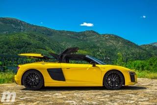 Fotos Audi R8 Spyder - Miniatura 12