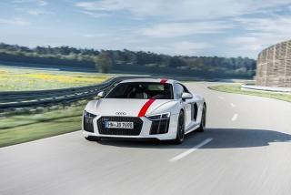 Fotos Audi R8 V10 RWD Foto 12