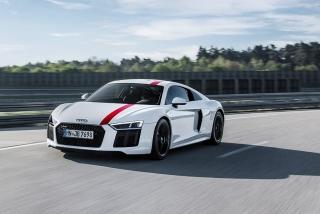 Fotos Audi R8 V10 RWD Foto 56