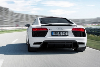 Fotos Audi R8 V10 RWD Foto 64