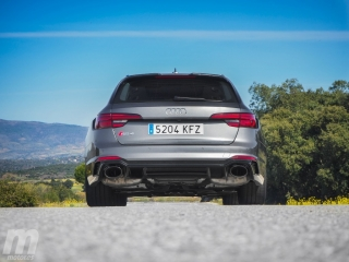 Fotos Audi RS 4 Avant 2018 - Miniatura 14