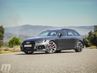 Fotos Audi RS 4 Avant 2018 - Miniatura 16