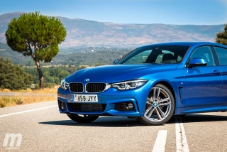 Fotos BMW 420d Gran Coupé - Foto 3