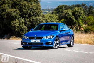 Fotos BMW 420d Gran Coupé - Foto 4