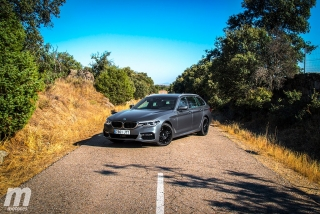 Fotos BMW 520d Touring Foto 1