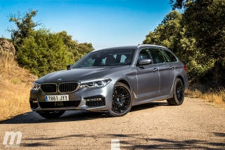 Fotos BMW 520d Touring - Foto 2
