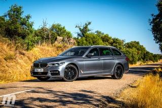 Fotos BMW 520d Touring - Foto 4