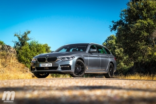 Fotos BMW 520d Touring - Foto 5