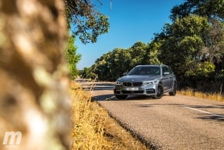 Fotos BMW 520d Touring Foto 6