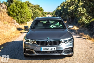 Fotos BMW 520d Touring Foto 7