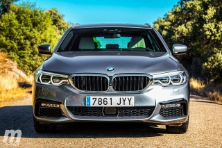 Fotos BMW 520d Touring Foto 8