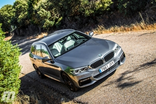 Fotos BMW 520d Touring Foto 12