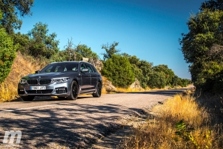 Fotos BMW 520d Touring Foto 13
