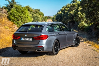 Fotos BMW 520d Touring Foto 21