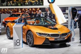 Fotos BMW en el Salón de Ginebra 2018 - Foto 1