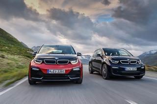 Fotos BMW i3 y BMW i3S - Foto 1