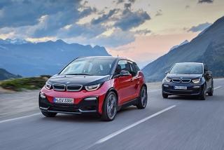 Fotos BMW i3 y BMW i3S Foto 7