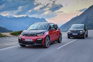 Fotos BMW i3 y BMW i3S Foto 8