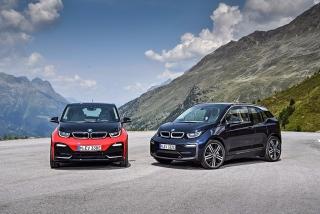 Fotos BMW i3 y BMW i3S Foto 9