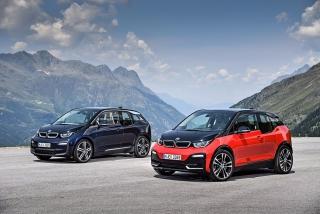 Fotos BMW i3 y BMW i3S Foto 10