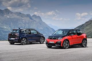 Fotos BMW i3 y BMW i3S Foto 11