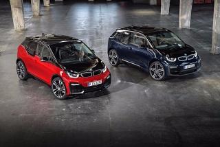 Fotos BMW i3 y BMW i3S Foto 12