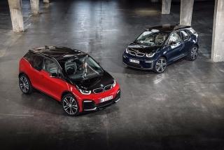 Fotos BMW i3 y BMW i3S Foto 13