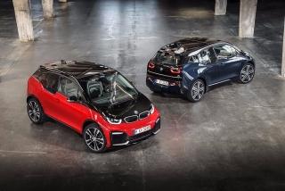 Fotos BMW i3 y BMW i3S Foto 14