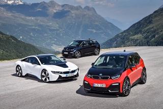 Fotos BMW i3 y BMW i3S Foto 16