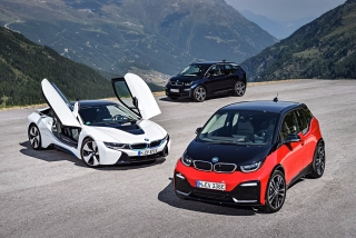 Fotos BMW i3 y BMW i3S Foto 17