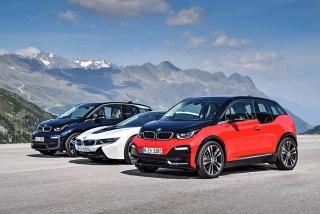 Fotos BMW i3 y BMW i3S Foto 18