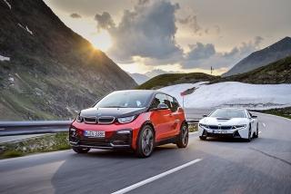 Fotos BMW i3 y BMW i3S Foto 19