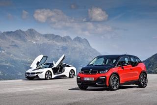 Fotos BMW i3 y BMW i3S Foto 20