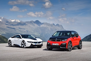 Fotos BMW i3 y BMW i3S Foto 21