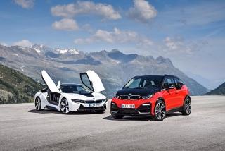 Fotos BMW i3 y BMW i3S Foto 22
