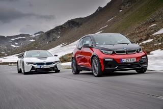 Fotos BMW i3 y BMW i3S Foto 23